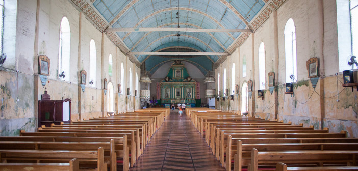 Siquijor IMG 2307 702x336 - St Isidore de Labrador Church